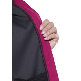 Odlo Stryn Softshell Jacket Women sangria-zinfandel
